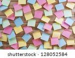 screened by a wooden board...   Shutterstock . vector #128052584