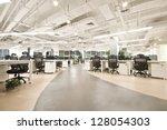 office work place | Shutterstock . vector #128054303