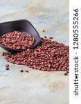 nutritious red beans | Shutterstock . vector #1280555266