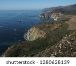 big sur california state park... | Shutterstock . vector #1280628139