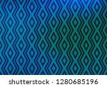 light blue  green vector... | Shutterstock .eps vector #1280685196