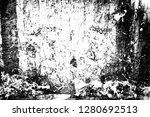 abstract background. monochrome ... | Shutterstock . vector #1280692513