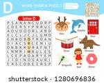 Words Puzzle Children...