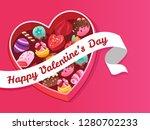 a vector illustration of super...   Shutterstock .eps vector #1280702233