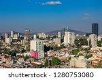 guadalajara  jalisco   mexico   ...   Shutterstock . vector #1280753080