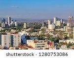 guadalajara  jalisco   mexico   ...   Shutterstock . vector #1280753086