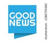 good news sign  emblem  label ...