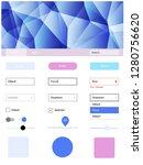 light multicolor vector design...