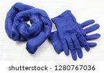 workshop of hand making a... | Shutterstock . vector #1280767036