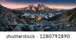 At 10,492 feet high, Mt Jefferson is Oregon