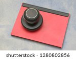 the image of a press    Shutterstock . vector #1280802856