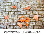 background with the image of a...   Shutterstock . vector #1280806786