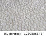 background with a fabric texture   Shutterstock . vector #1280806846