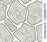 vector seamless pattern.... | Shutterstock .eps vector #1280882770