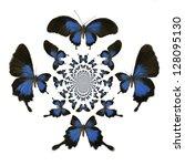 Kaleidoscopic Butterflies...
