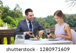 people and leisure concept  ...   Shutterstock . vector #1280971609