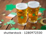 st patricks day  holidays and... | Shutterstock . vector #1280972530