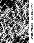 rough grunge pattern design....   Shutterstock .eps vector #1281037990