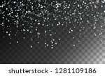background for new year... | Shutterstock .eps vector #1281109186