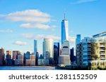 beautiful view of lower... | Shutterstock . vector #1281152509