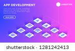 app development web page...