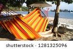 pulau langkawi  malaysia   apr...   Shutterstock . vector #1281325096