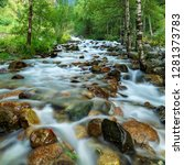 Mountain River's Shot In A...