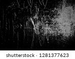 abstract background. monochrome ... | Shutterstock . vector #1281377623
