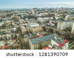 odessa historic districts is a... | Shutterstock . vector #1281390709