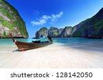 Maya Bay Phi Phi Leh Island ...