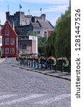 ghent  belgium   august 12 ... | Shutterstock . vector #1281447526