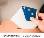 election in european union  ... | Shutterstock . vector #1281480529
