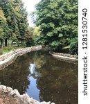 gardens in madrid | Shutterstock . vector #1281530740