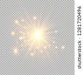 vector illustration of abstract ...   Shutterstock .eps vector #1281720496