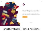 vector realism illustration... | Shutterstock .eps vector #1281738823