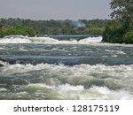 View On Victoria Nile River...