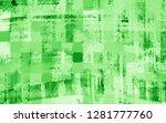 paint like graphic illustration.... | Shutterstock . vector #1281777760