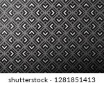 light silver  gray vector... | Shutterstock .eps vector #1281851413