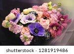 becket of beautiful  diverse... | Shutterstock . vector #1281919486