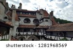 bran  romania  july 26  2017... | Shutterstock . vector #1281968569