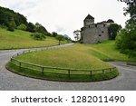 castle vaduz  lichtenstein | Shutterstock . vector #1282011490