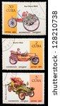 Cuba   Circa 1984  A Set Of...