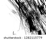 abstract ink background.black... | Shutterstock . vector #1282115779