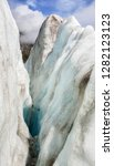 franz josef glacier crampons... | Shutterstock . vector #1282123123