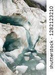 franz josef glacier crampons... | Shutterstock . vector #1282123210