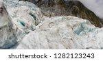 franz josef glacier crampons... | Shutterstock . vector #1282123243