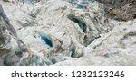 franz josef glacier crampons... | Shutterstock . vector #1282123246
