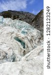 franz josef glacier crampons... | Shutterstock . vector #1282123249