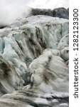 franz josef glacier crampons... | Shutterstock . vector #1282123300