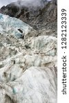 franz josef glacier crampons... | Shutterstock . vector #1282123339